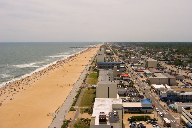 Virginia Beach Boardwalk, Virginia Beach, United States