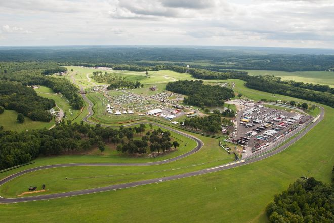 Virginia International Raceway, Alton, United States