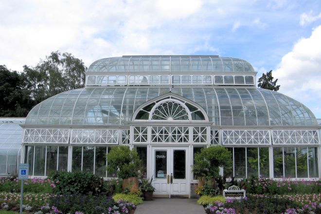 Volunteer Park Conservatory, Seattle, United States