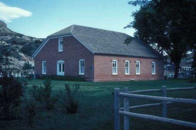 Von Hoffman House, Medora, United States