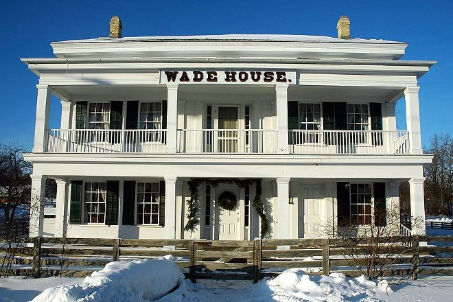 Wade House, Greenbush, United States