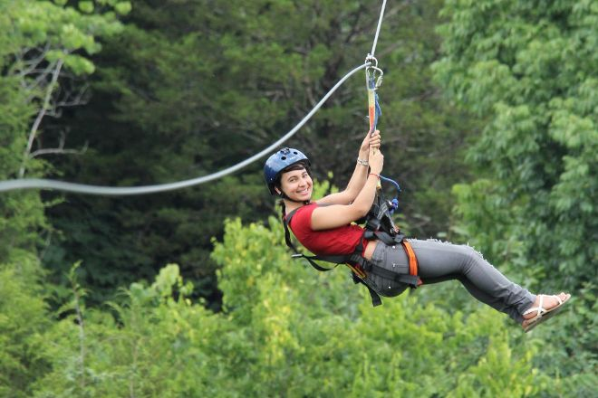 Wahoo Ziplines, Sevierville, United States