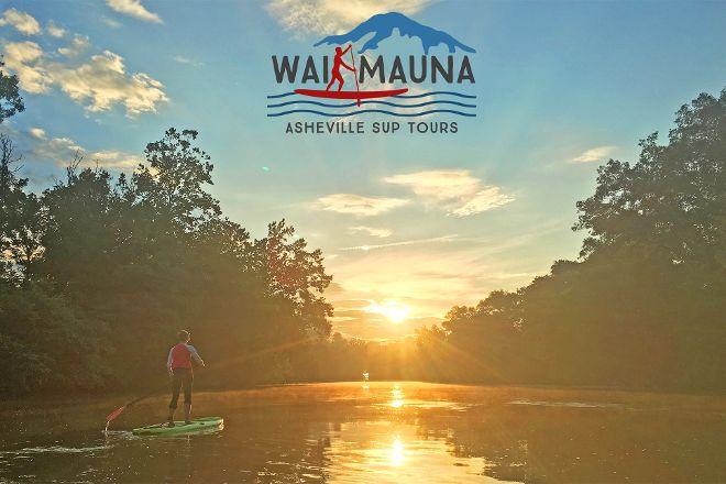 Wai Mauna Asheville SUP Tours, Asheville, United States