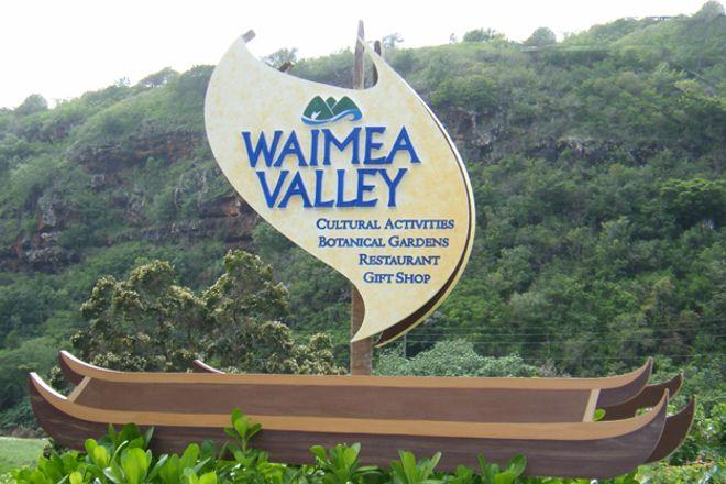 Waimea Valley, Haleiwa, United States