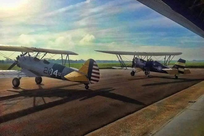 Waldo Wright's Flying Service, Winter Haven, United States