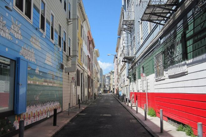 Walk SF Tours, San Francisco, United States