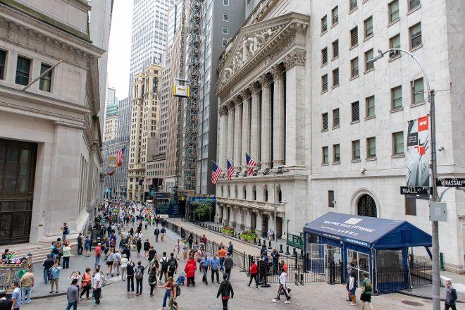 Wall Street, New York City, United States