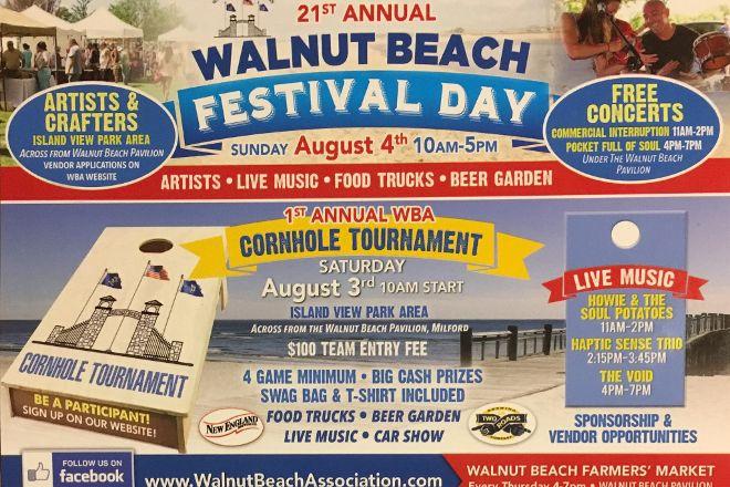 Walnut Beach, Milford, United States
