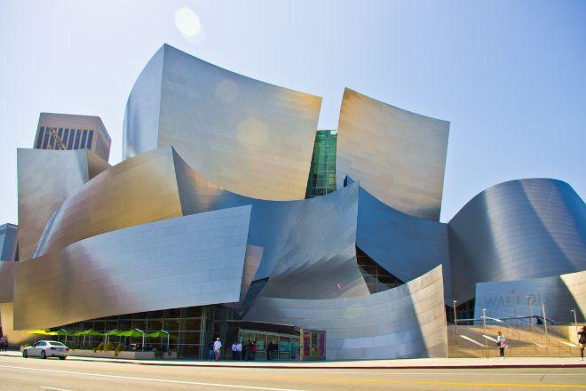 Walt Disney Concert Hall, Los Angeles, United States