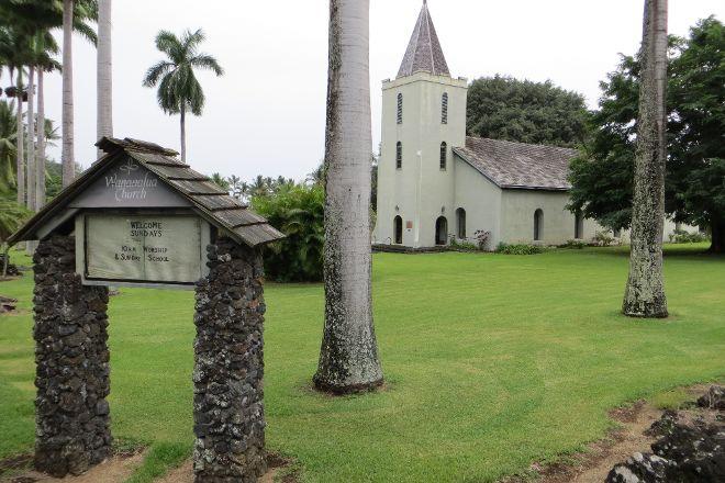 Wananalua Congregational Church, Hana, United States