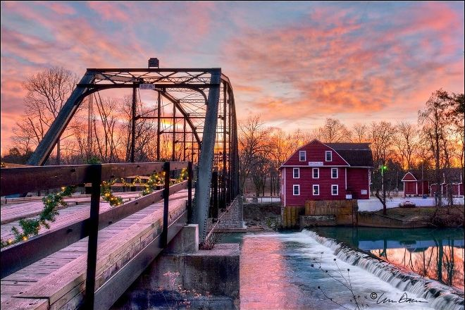War Eagle Mill, Rogers, United States