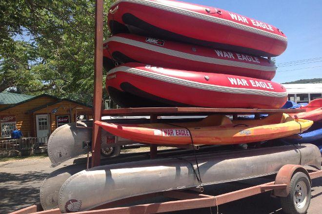 War Eagle Resort Float Trips, Tahlequah, United States
