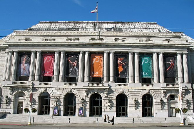 War Memorial Opera House, San Francisco, United States