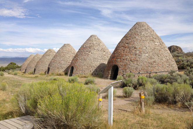 Ward Charcoal Ovens State Historic Park, Ely, United States
