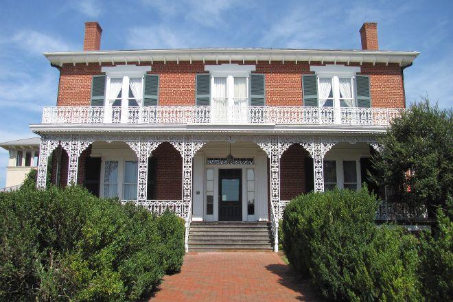 Ware-Lyndon House, Athens, United States