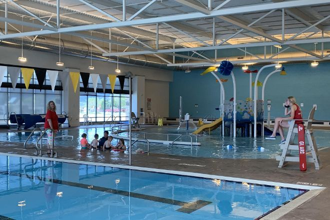 Wasatch Aquatic Center, Heber City, United States