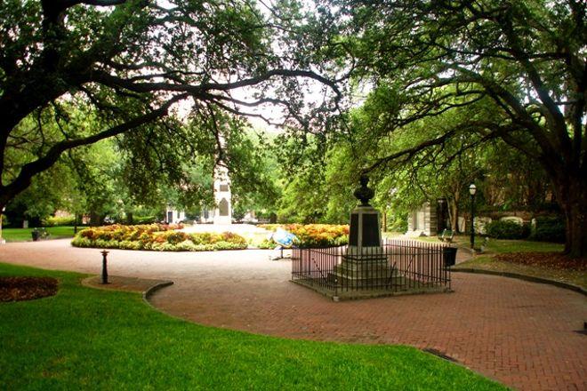 Washington Square, Charleston, United States