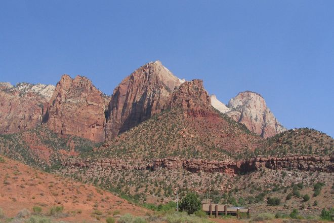 Watchman Trail, Zion National Park, United States