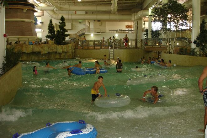 Waterpark of America, Bloomington, United States
