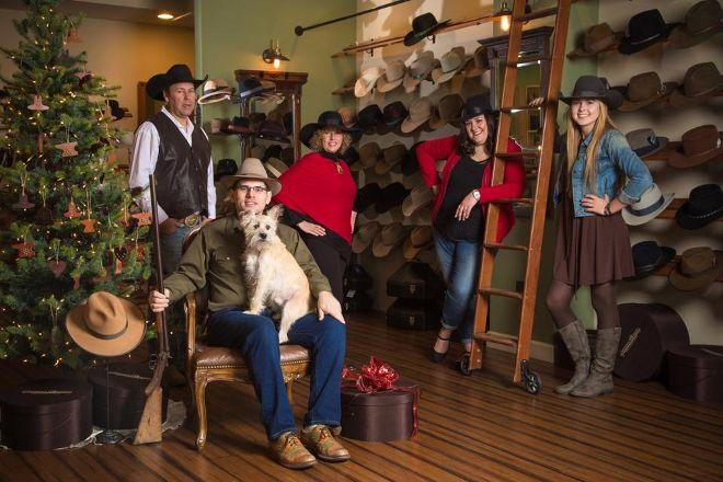 Watson's Hat Shop, Cave Creek, United States