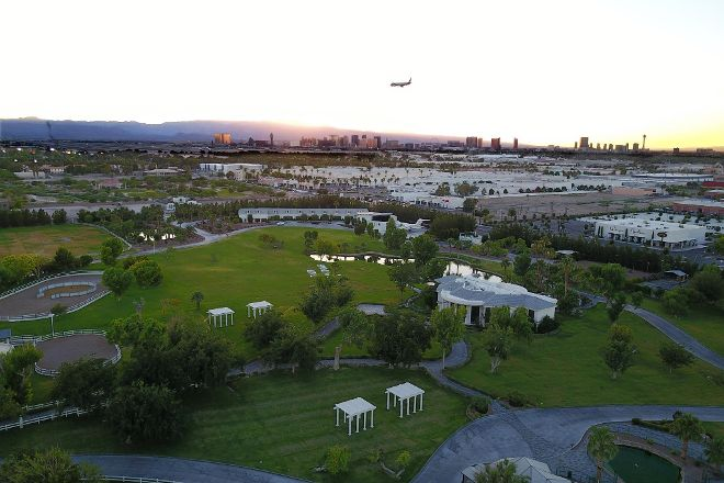 Wayne Newton's Casa de Shenandoah, Las Vegas, United States