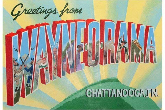 Wayne-O-Rama, Chattanooga, United States