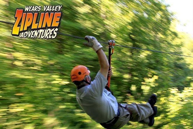 Wears Valley Zipline Adventures, Sevierville, United States