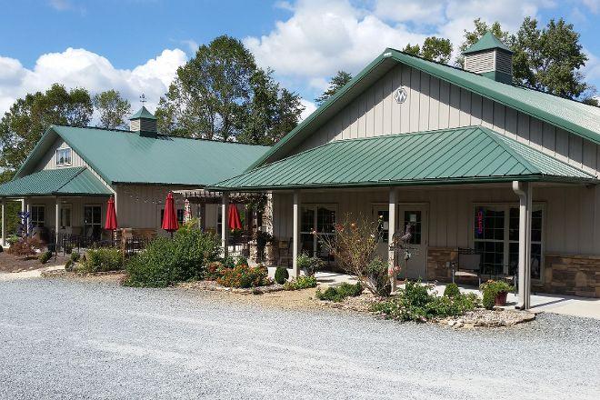 Weathervane Winery, Lexington, United States