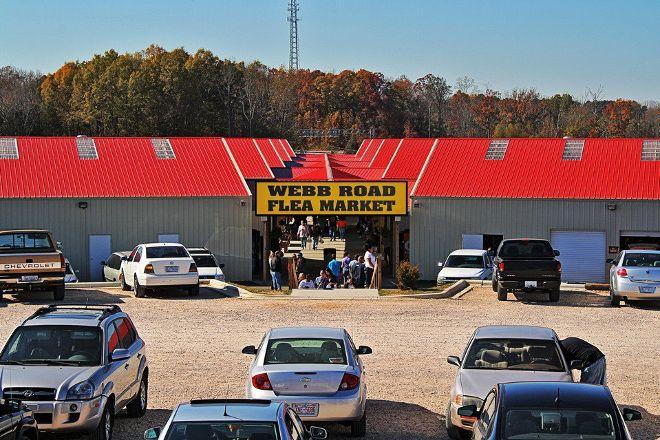 Webb Road Flea Market, Salisbury, United States
