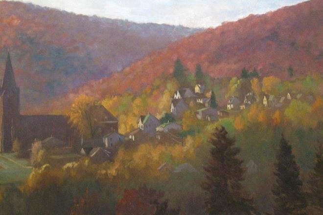 West End Gallery, Corning, United States