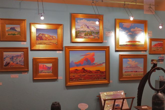 West of the Moon Gallery, Flagstaff, United States