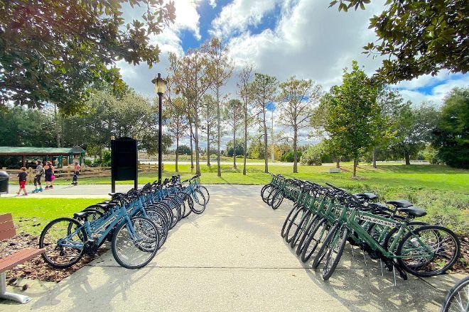 West Orange Trail Bikes & Blades, Winter Garden, United States