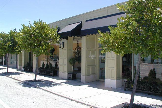West Palm Beach Antique Row Art & Design District, West Palm Beach, United States