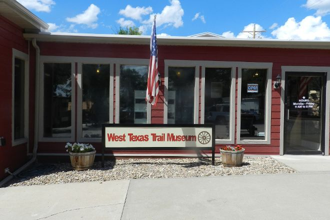 West Texas Trail Museum, Moorcroft, United States