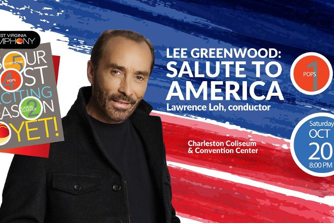 West Virginia Symphony Orchestra, Charleston, United States