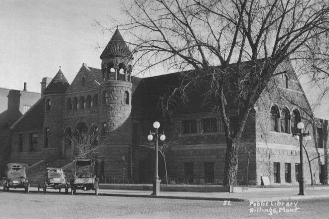 Western Heritage Center, Billings, United States
