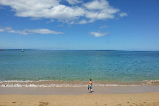 WestSide Surf Lessons, Waianae, United States