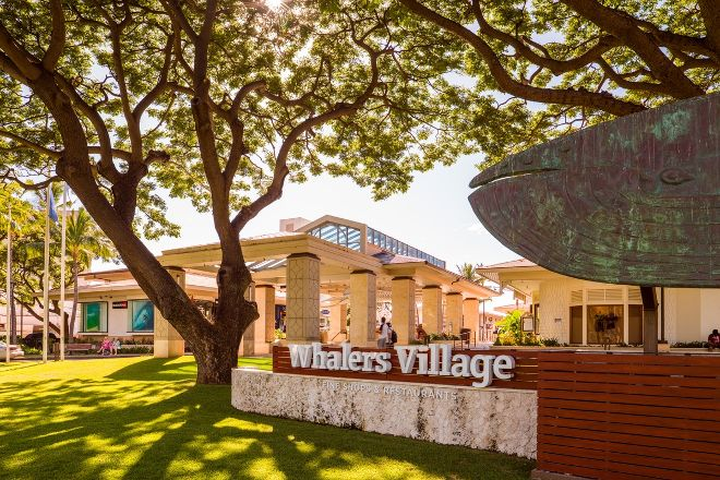 Whalers Village Museum, Lahaina, United States