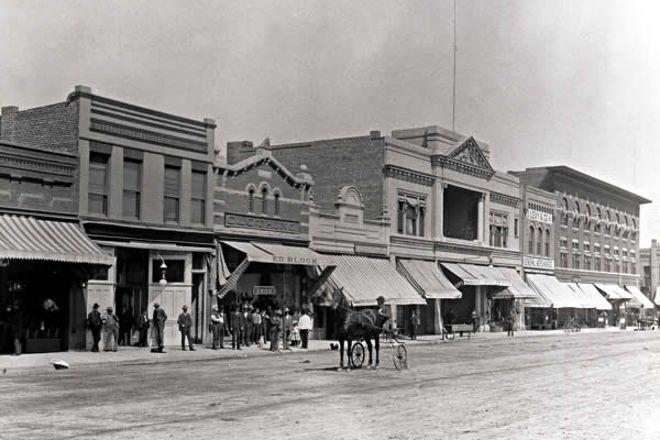 Whiskey Row, Prescott, United States