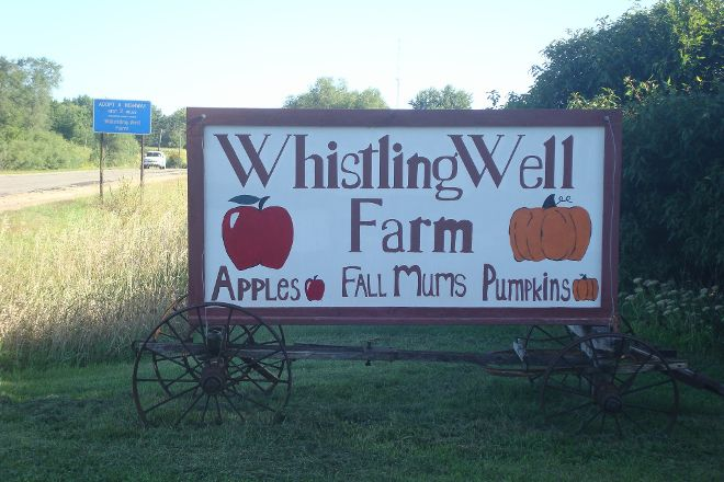 Whistling Well Farm, Hastings, United States