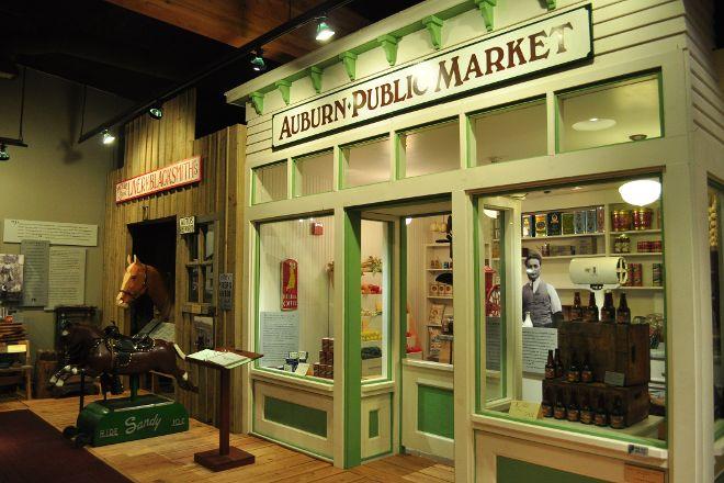 White River Valley Museum, Auburn, United States