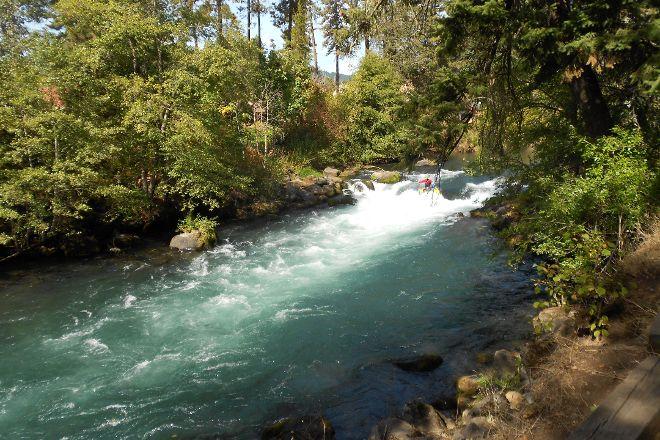 White Salmon River, Hood River, United States