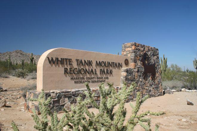 White Tank Mountain Regional Park, Waddell, United States