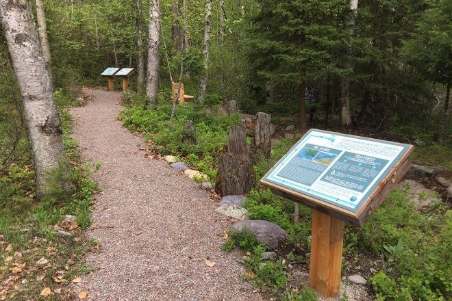 Whitefish River Trail, Whitefish, United States