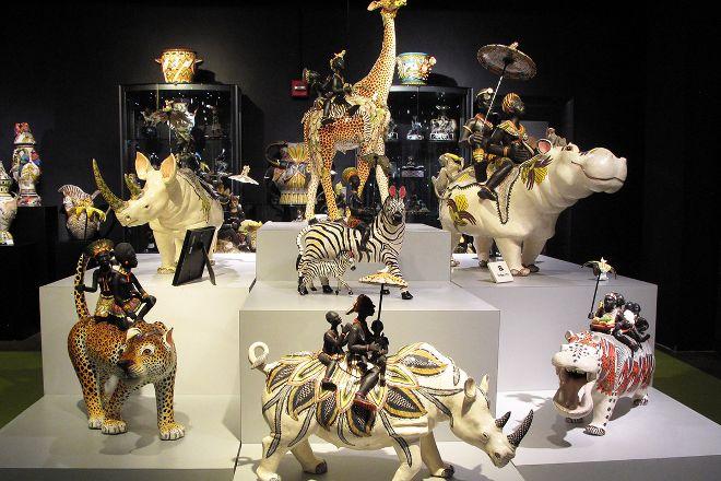 Wiener Museum of Decorative Arts (WMODA), Dania Beach, United States