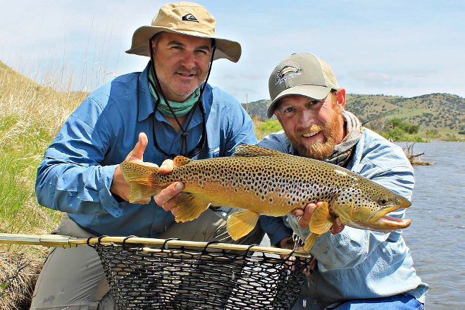 Wild Trout Outfitters, Big Sky, United States
