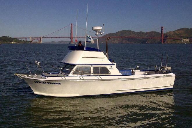 Wild Wave Sport Fishing Charters, San Francisco, United States