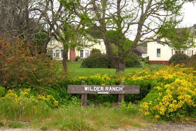 Wilder Ranch State Park, Santa Cruz, United States