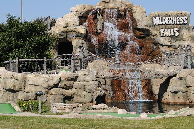 Wilderness Falls Mini Golf, Bolingbrook, United States