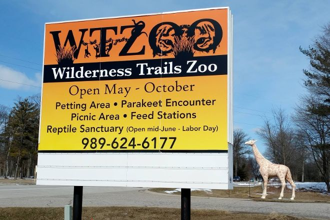 Wilderness Trails Zoo, Birch Run, United States